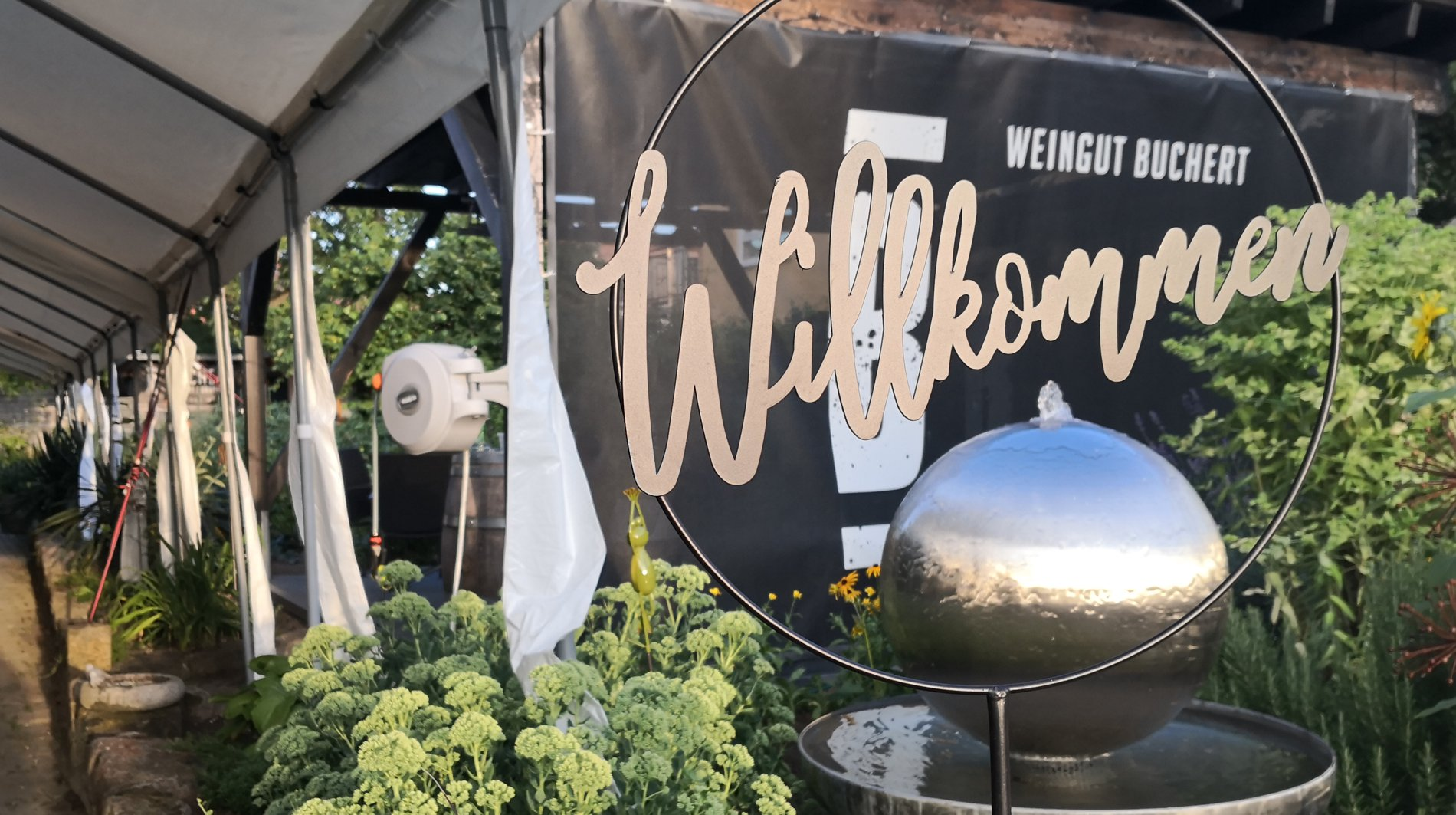 Weingut Buchert Garten